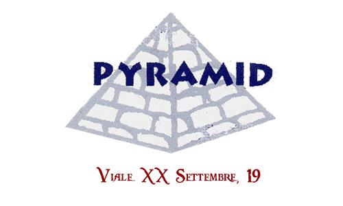 Pyramid, Viale XX Settembre, 19